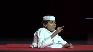 Steps without feet, but traces | Ghanim Al-Muftah | TEDxQatarUniversity