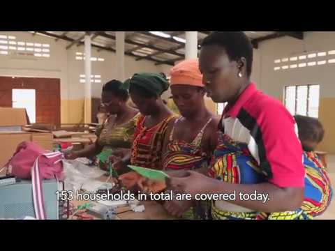 Togo – L'électrification d'un village au panneau solaire dans le sud du Togo