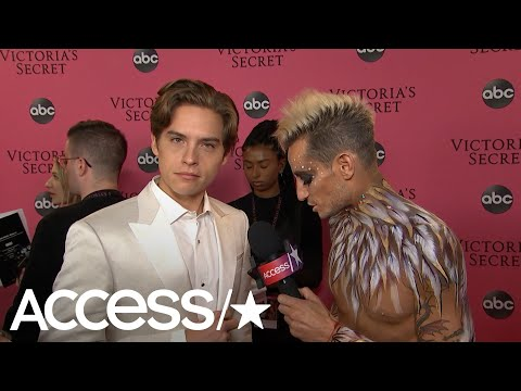 Dylan Sprouse Brought Girlfriend Barbara Palvin Burgers After She Was In The VF Fashion Show | Acces