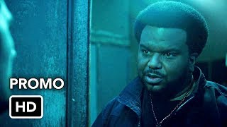 """Ghosted (FOX) """"Partners In The Paranormal"""" Promo HD - Craig Robinson, Adam Scott comedy series"""