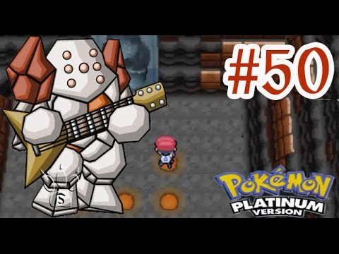 Pokemon Platinum - Battle Frontier #50 จับ เรจิร็อค \m/ โปเกม่อนผู้พิทักษ์