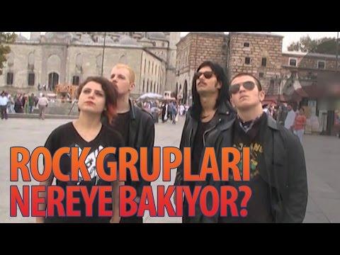 Rock Grupları Nereye Bakıyor? - Hayrettin