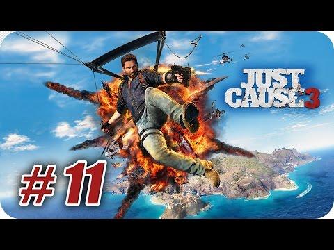 Just Cause 3 - Gameplay Español - Capitulo 11 - Rico y la Rosa - 1080pHD