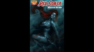 [New Story] Red Sonja:Wrath Of The Gods Issue #2