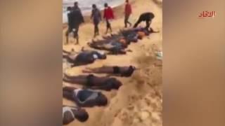 العثور على 74 جثة غرب ليبيا | صحيفة الاتحاد