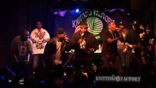 Q-Tip ft. Busta Rhymes - Scenario (Live at Knitting Factory)