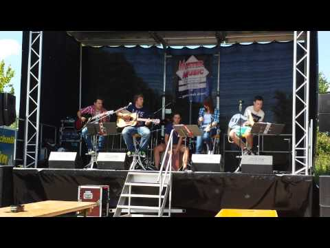 Unecht unplugged bei Mister Music Schramberg (Cover Song)