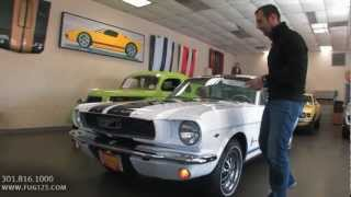 1966 Ford Mustang Coupe for sale with test drive, driving sounds, and walk through video