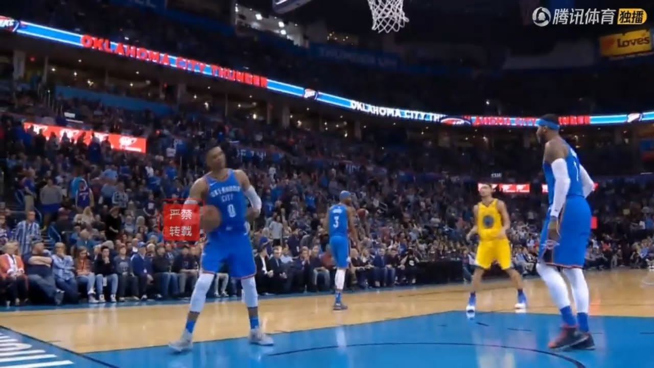 Russell Westbrook Is Done With Thunder's Terrible Defense
