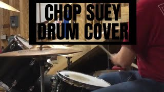 Chop Suey - Drum Cover - System Of A Down