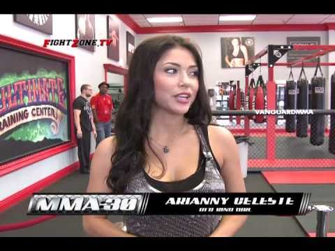 MMA30 Ep 18 Arianny Celeste, Forrest Griffin, Randy Couture