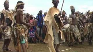 2009 ncwala ceremony of the ngonis of zambia