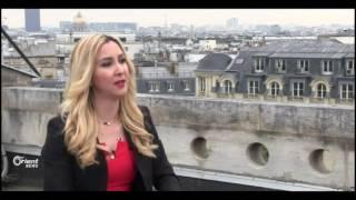 الكساندرا الخازن -مديرة مكتب الشرق الأوسط في منظمة مراسلون بلا حدود - لقاء خاص