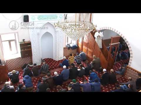 Муфтият Крыма: Hutbe - Musulman kişi ep ilimge ıntılır (ЦРО ДУМК)