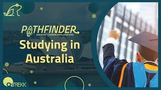 How to Get Into an Australian University  (ft. OzTREKK)  #Pathfinder