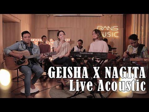 Geisha X Nagita - Kering Air Mataku (Live Acoustic)