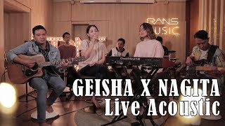Gambar cover Geisha X Nagita - Kering Air Mataku (Live Acoustic)