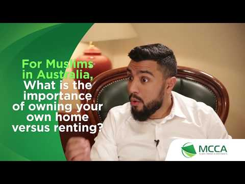 MCCA Ep. 1 What is the importance of owning your own home vs renting - with Br Almir Colan