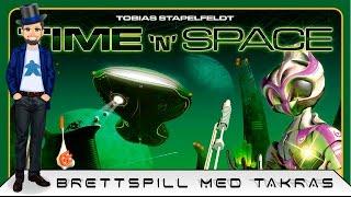 Anmeldelse av Time 'n' Space (2013) fra Stronghold Games