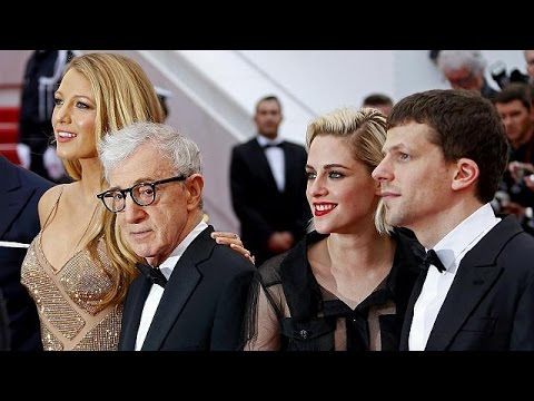 Woody Allen's 'Cafe Society' kicks off Cannes
