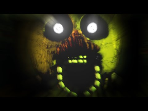 THE SCARIEST JUMPSCARE - Five Nights at Freddy's 3 - Part 3