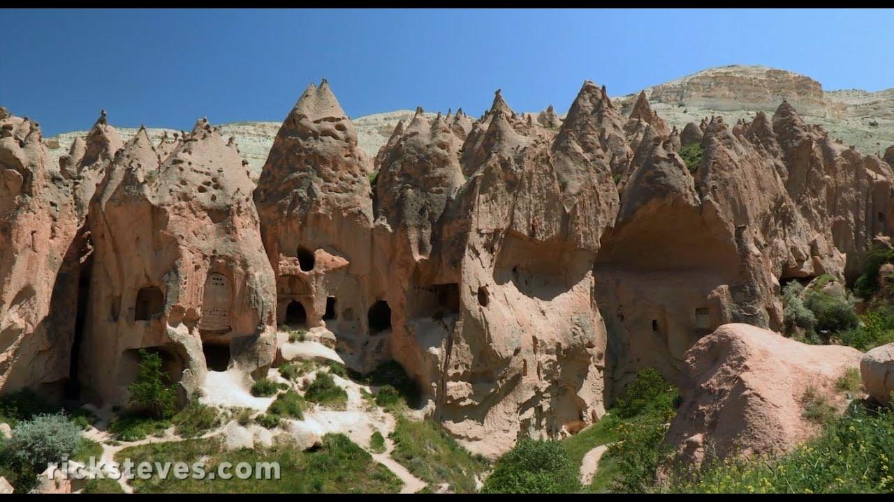 Cappadocia Turkey Cave City YouTube
