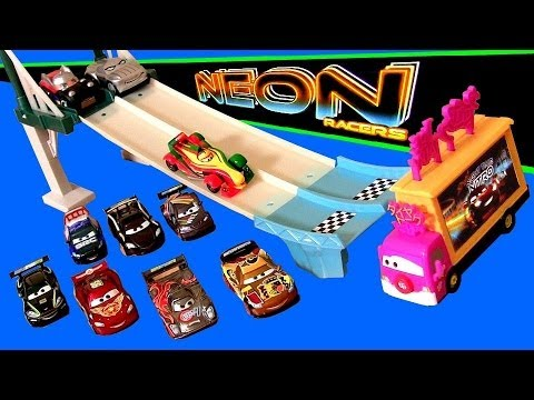 Cars  Neon Racers Toys