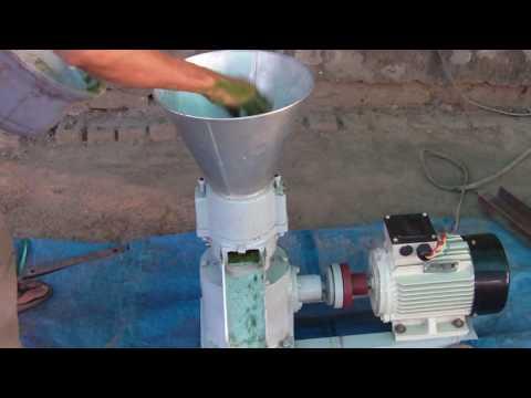 Mini Pellet Mill