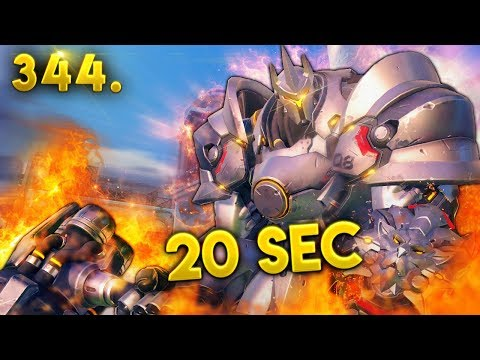 WORLD RECORD 20s ULT..   Overwatch Daily Moments Ep. 344 (Funny and Random Moments)