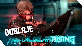 Jack the Ripper Awakens | Metal Gear Rising Revengeance | Latin Fandub