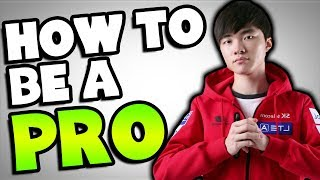 How To Become a PRO PLAYER In League of Legends (Make Millions! $$$)