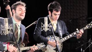 "Punch Brothers - ""Patchwork Girlfriend"" (Live at WFUV)"