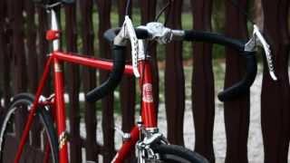 Vintage road bicycle Columbus