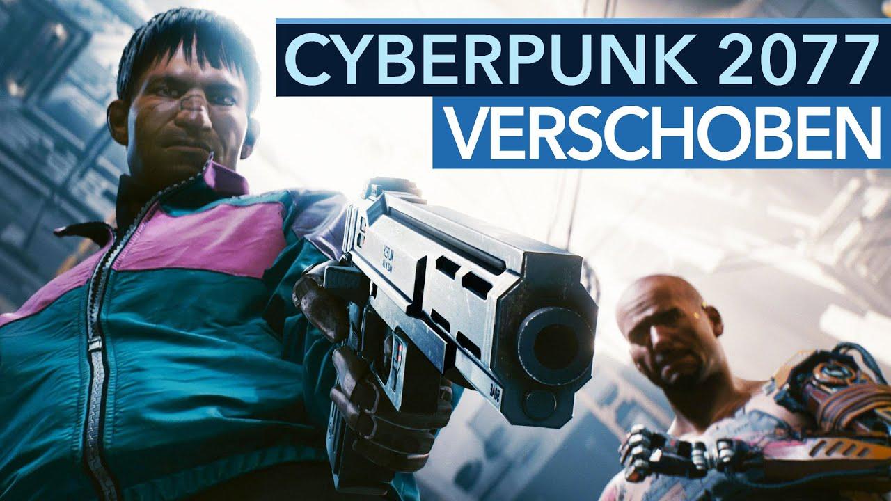 Cyberpunk 2077 kommt später und das ist gut so! thumbnail