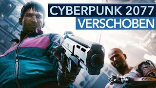 Müssen wir uns Sorgen um Cyberpunk 2077 machen?