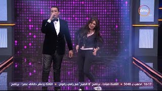 عيش الليلة - النجم محمود الليثي يشعل المسرح بأغنية
