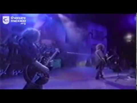 The Cure - Just Like Heaven (MTV Music Awards 1989)