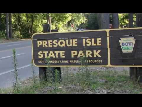 Presque Isle State Park, State Park in the Erie County, Pennsylvania, United States
