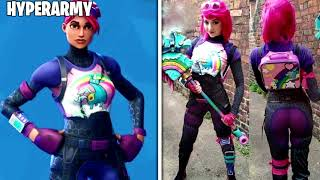TOP 100% TOUS THICC FORTNITE SKINS IN REAL LIFE..!