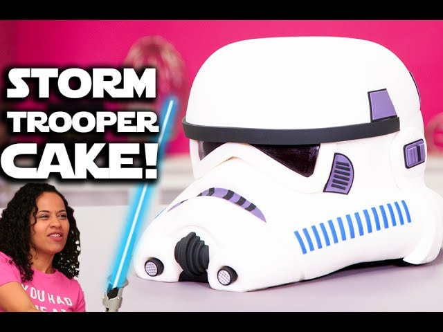 how-to-make-a-realistic-stormtrooper-helmet-out-of-chocolate-cake-just-like-in-star-wars