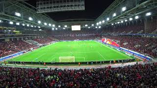 Спартак-Ливерпуль. Атмосфера и эмоции/Spartak-Liverpool. Аtmosphere and emotions