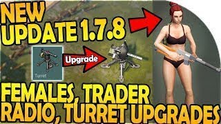 NEW UPDATE 1.7.8  - TURRET UPGRADES - Last Day On Earth Survival 1.7.8 Update