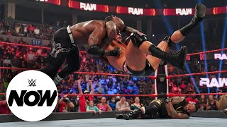 Bobby Lashley and Randy Orton meet in WWE Title clash: WWE Now, Sept. 13, 2021