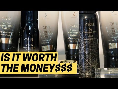 oribe-collection-review-|-gold-lust-line-+-ohers