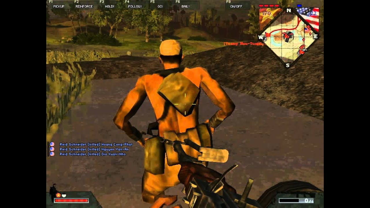 Download Battlefield Vietnam part 9 - Fall Of Lang Vei