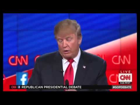 CNN 5th Republican GOP Debate - Highlights from 12/15/2015