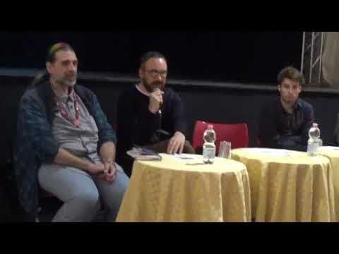 Iniziativa Contro L'omofobia - Firenze, 14 Maggio 2019 - CPU Firenze - Parte 1 -  L. Locati Luciani