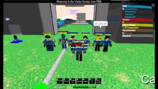 TPD (The Police Department) ROBLOX