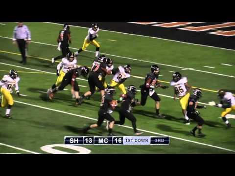 Sterling Heights vs. Marine City 2nd Half 10/2
