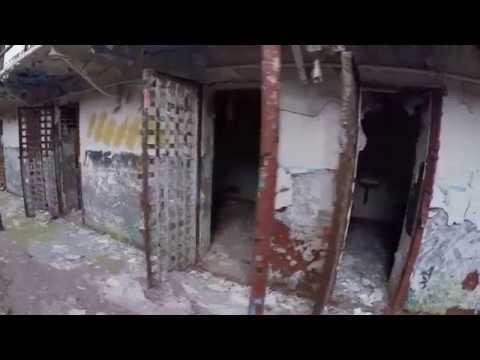 A rare sneak inside the Tennessee State Prison In Nashville TN